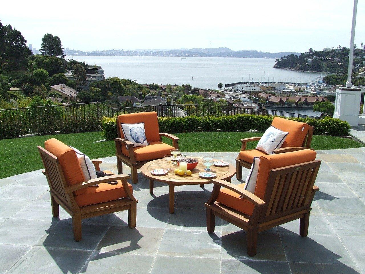 Jaki fotel ogrodowy wybrać?