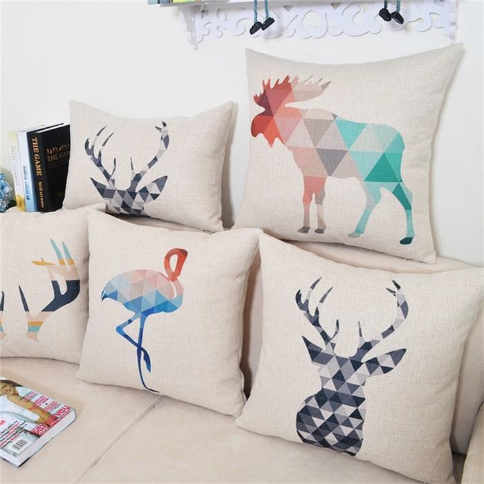 Trend dekoracyjny tego roku to poduszki ozdobne!